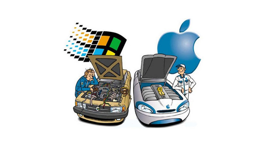 Как я переходил на Mac